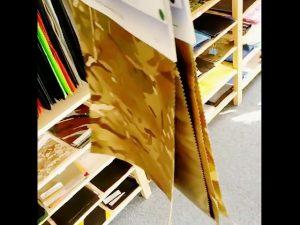 Tela de nylon a prueba de balas del chaleco 1000D