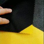 Tela militar de nailon 1680D de peso pesado y tela ligera resistente