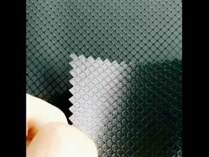 200D 400D tela resistente al agua nylon ripstop oxford para mochila