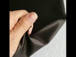 2018 alta calidad 100% nylon 420D ripstop exterior tela de la chaqueta rollos