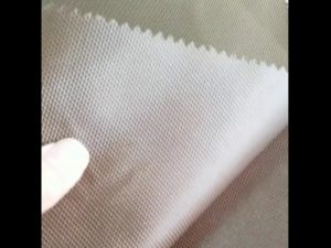 China proveedor 1680D poliéster PU recubierto de tela de Oxford para la mochila