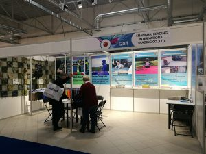 Feria textil internacional Fast Textile 2017
