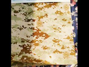 Función PU recubierto impermeable Nylon oxford trabajo refuerza la tela