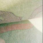 Tela revestida de alta calidad de la PU impermeable de nylon de la tela 1000D de las mochilas