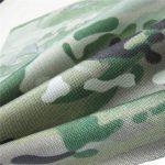 tela impermeable de nylon del dupont del cordón 1000d para los bolsos