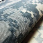 caza al aire libre de la calidad militar que camina el bolso 1000d tela de nylon del cordura