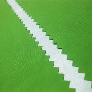 Tela de nylon de la PU del taslon 228T / impermeable respirable para el impermeable