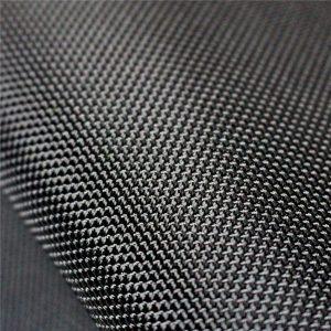 1680D tela cruzada de oxford del poliéster del telar jacquar con la materia textil revestida de la PU para los bolsos