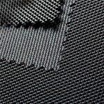 Tela 1680d de la tela cruzada del telar jacquar de Oxford del poliéster con la materia textil revestida de la PU para los bolsos