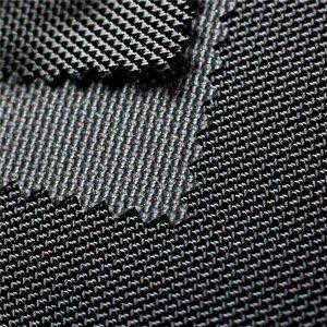 mercado de la tela de china al por mayor Mid East teñido torsión balístico nylon 1680D impermeable oxford tela al aire libre para los bolsos