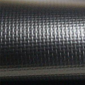 590gsm 0.44mm 1000D * 1000D 20 * 20 brillante cualquier tela de lona de tela de poliéster recubierto de PVC para la cubierta, cubierta del carro, carpa