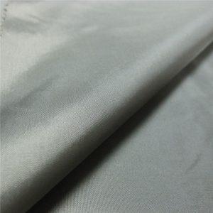 material de sombrilla tela de tafetán de calandrado 100% poliéster
