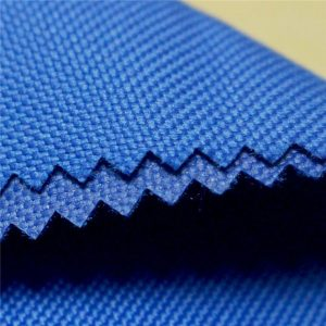 tela revestida de alta calidad de la tienda del pvc de la PU de 600d oxford pu de la resistencia de agua