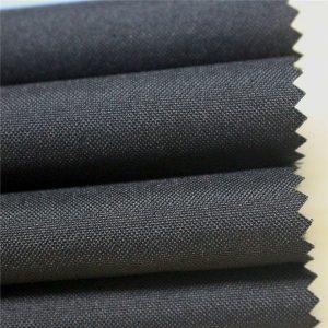Tela hecha en fábrica y al por mayor de la ropa del poliéster, tela de Dyde, tela del delantal, mantel, Artticking, tela de los bolsos, mini tela mate