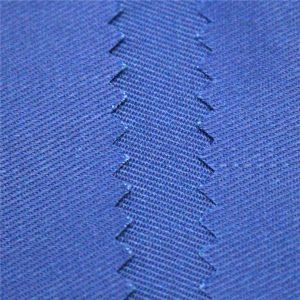 tc poliéster algodón liso y sarga activo teñido y estampado digital ignífugo workwear tela popelina tela uniforme