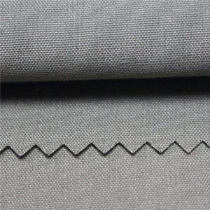 buena calidad 150gsm tc 80/20 tela de trabajo uniforme