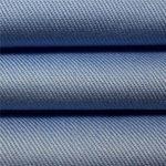Tela teñida cardada teñida uniforme de la ropa de trabajo del dril de algodón del 100% algodón