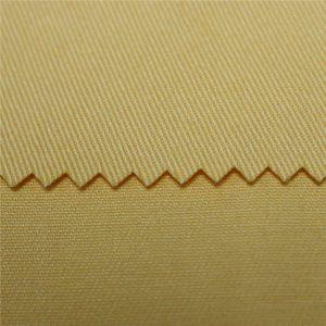 Sudadera de lanac contrastada del paño grueso y suave del algodón de Modacrylic Tela de la Hola-Vis del trabajo en venta