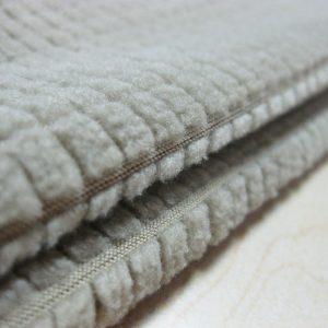 Tejido de lana de poliéster