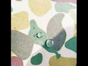 Tela estampada de camuflaje acuoso de nylon 1000D impermeable de Australia