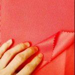 tejido de china al por mayor del mercado 100% poliéster oxford pu tela para la tienda de mochila