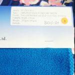 tela de la chaqueta del invierno del paño grueso y suave de la fábrica del paño grueso y suave 100% de la fábrica de China