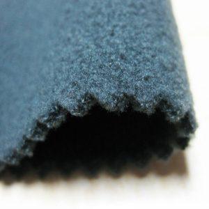 tela al por mayor del paño grueso y suave del ajuste seco del poliéster del 100% de China para el uso de interior