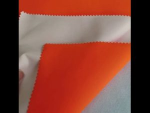 membrana goretex 150T 100% tejido de poliéster que hace chaquetas pantalones