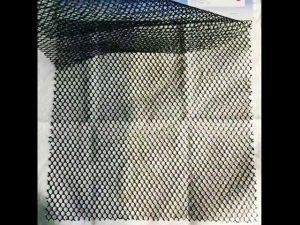 orden de ensayo bolsos del ejército del 100% poliéster que alinean la tela durable de la malla